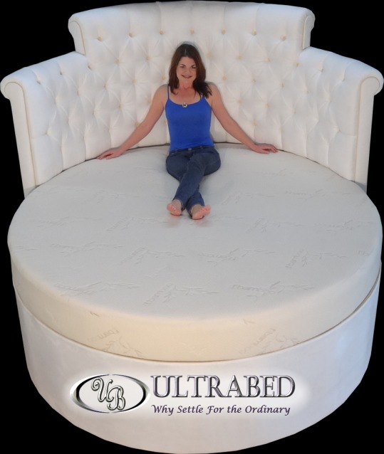 Ultrabed Custom Sized Beds High End Oversized Luxury